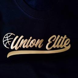 Le flocage effet OR 🤩 @union93elite #or #gold #textiles #basketball #personnalisation