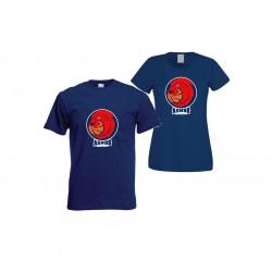 Tee-shirt  Coupe Homme et Femme